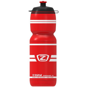 Zefal Premier Drinking Bottle 750ml, red